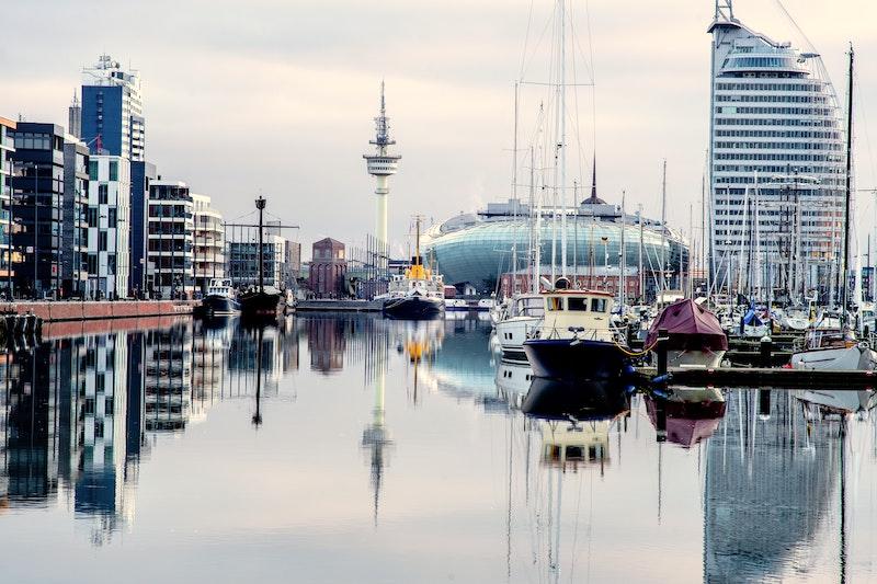 Bremerhaven als einer der Ausflugstipps in Cuxhaven