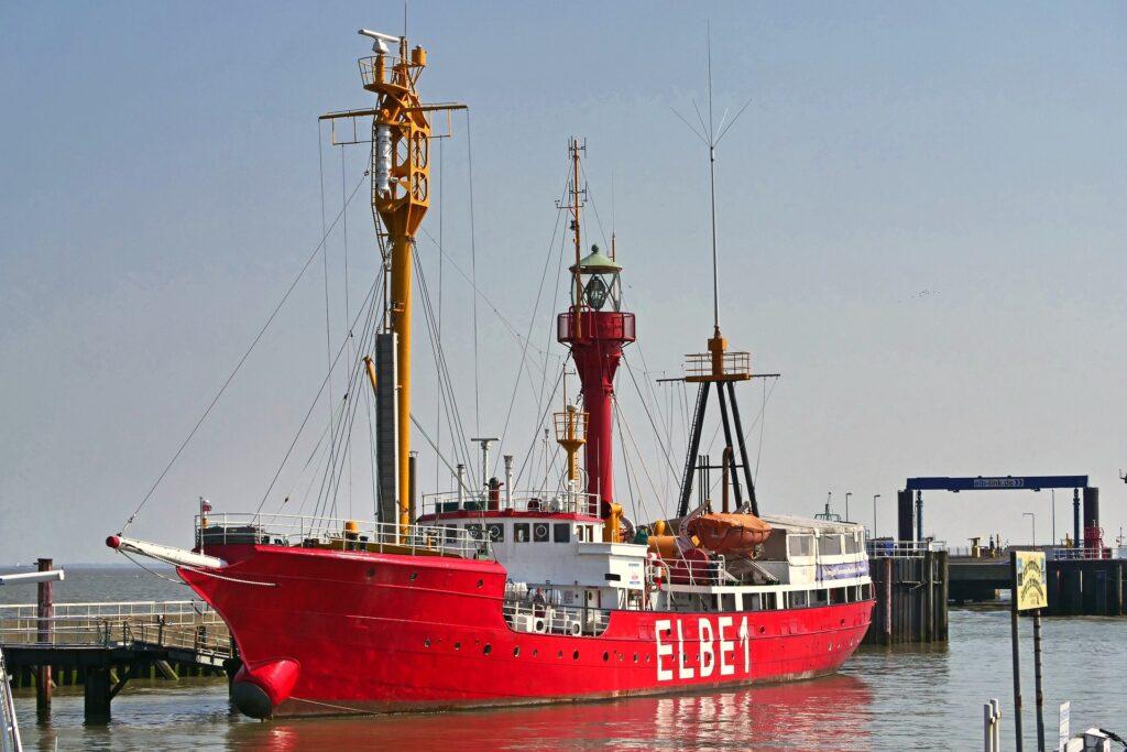 Elbe 1 beim Familienurlaub in Cuxhaven entdecken