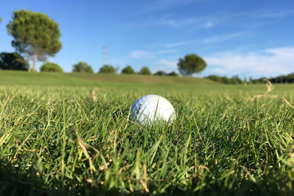 Golfspielen in Cuxhaven