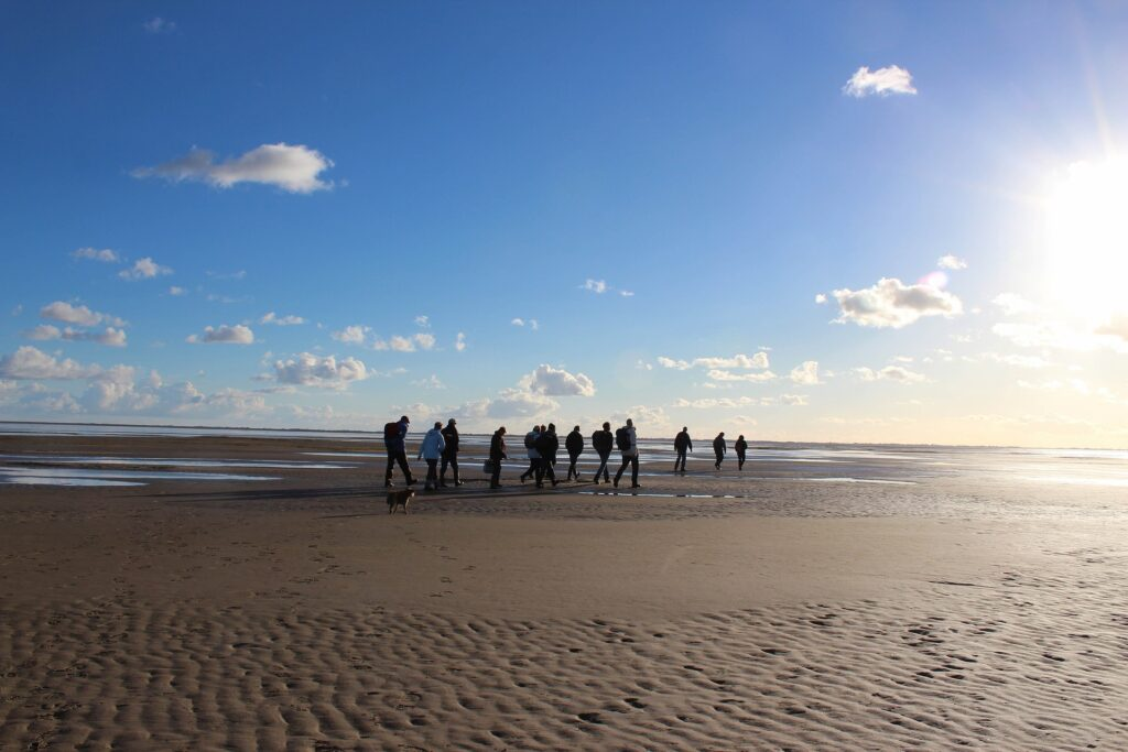 Wandern in Cuxhaven